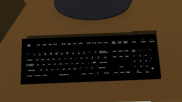 KeyboardOutput