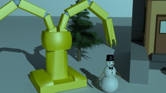 Snowman&RobotOutput
