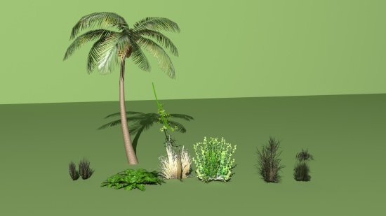 VegetationOutput